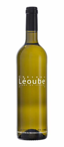 Château Léoube - château léoube  - blanc de léoube - Blanc - 2019
