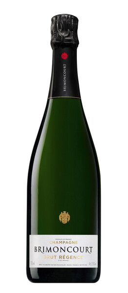 Champagne Brimoncourt - brut régence - Pétillant