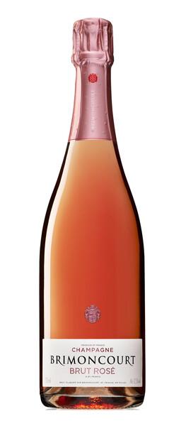 Champagne Brimoncourt - brut rosé - Pétillant