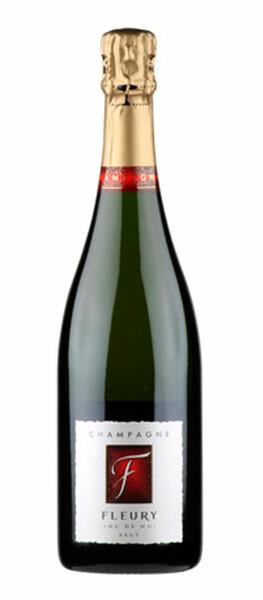 Champagne Fleury - cuvée blanc de noirs brut - Pétillant