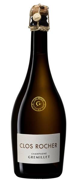 Champagne Gremillet - clos rocher - Pétillant - 2013