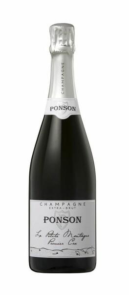 Champagne Ponson - la petite montagne - Pétillant