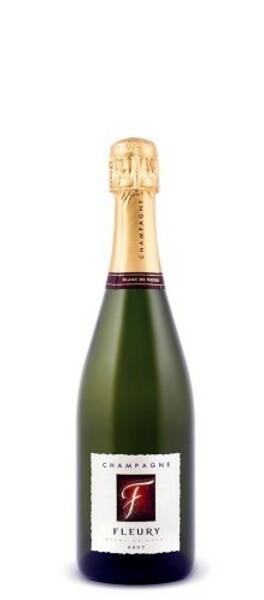 Champagne Fleury - demi 37,5cl cuvée blanc de noirs brut - Pétillant