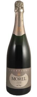 Champagne Morel - Champagne L'Extra Blanc de Noirs