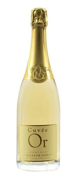 Champagne Philippe Gonet - cuvée or - Pétillant