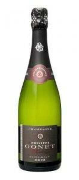 Champagne Philippe Gonet - extra-brut 3210 blanc de blancs - Pétillant