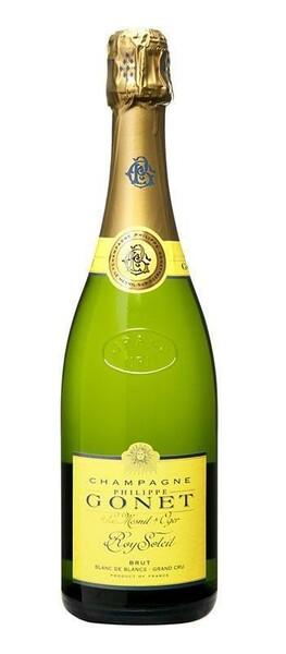 Champagne Philippe Gonet - Roy Soleil Blanc de Blancs Grand Cru - Pétillant