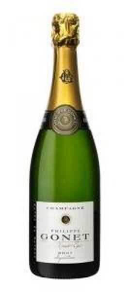 Champagne Philippe Gonet - signature brut blanc de blancs - Pétillant