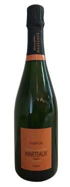 Champagne Marteaux  - Brut Reserve blanc