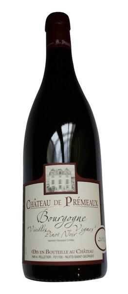 Château de Premeaux - bourgogne vieilles vignes - Rouge - 2018