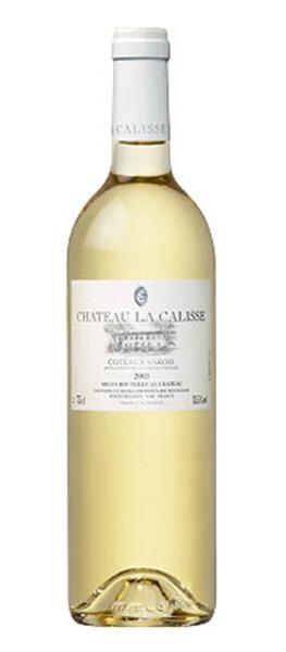 Château La Calisse - cuvée classique - Blanc - 2019