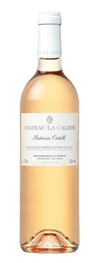 Château La Calisse - Cuvée Patricia Ortelli rosé