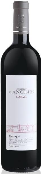 Château d'Anglès - d'angles - classique - Rouge - 2019