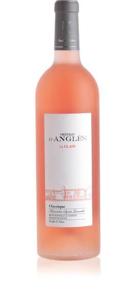 Château d'Anglès - classique - Rosé - 2020