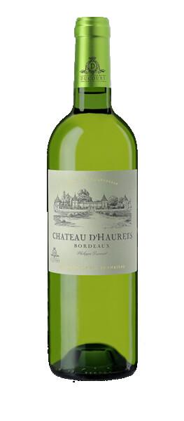 Vignobles Ducourt - château d'haurets - Blanc - 2019