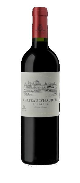 Vignobles Ducourt - château d'haurets - Rouge - 2015