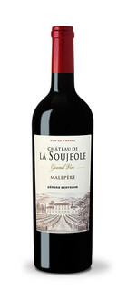 Chateau la Soujeole Grand Vin rouge Malepere 2017 Gerard Bertrand