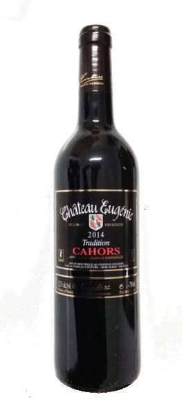 Château Eugénie - tradition - Rouge - 2018