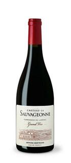 Chateau la Sauvageonne Grand Vin rouge Terrasses du larzac 2015 Gerard Bertrand