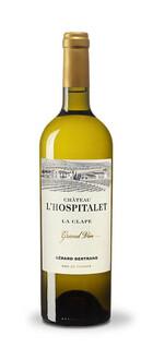 Chateau l'Hospitalet Grand Vin La Clape 2019 blanc Gerard Bertrand