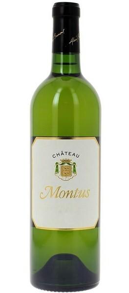 Châteaux Montus et Bouscassé - châteaux montus et bouscassé - château montus blanc - Blanc - 2014
