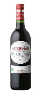Château Rioublanc Rouge BIO 2012