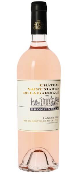 Chateau Saint Martin de la Garrigue - saint-martin de   - bronzinelle - Rosé - 2019