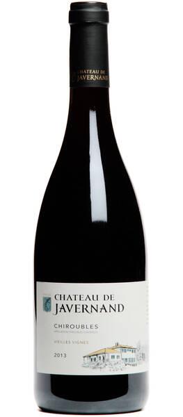 Château de Javernand - vieilles vignes - Rouge - 2017
