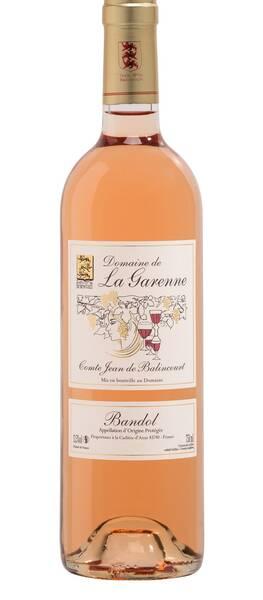 Domaine de la Garenne - tradition - Rosé - 2019