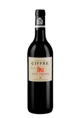 Château de Pennautier - de ciffre classique - Rouge - 2019