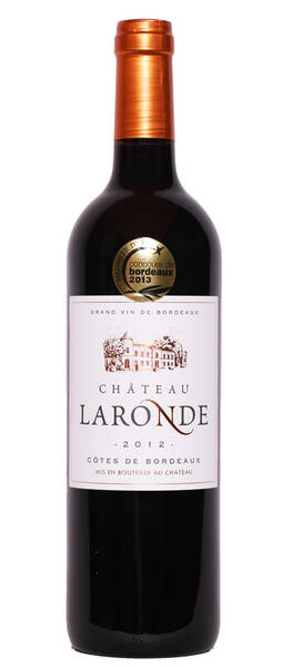 Château Laronde  - château laronde - Rouge - 2018
