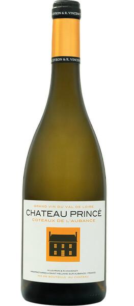 Château de Parnay - Château Princé - côteaux de l'aubance - Blanc - 2017