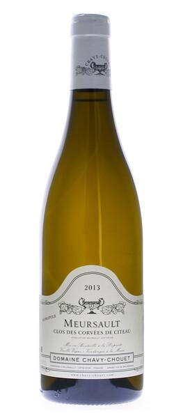 Domaine Chavy-Chouet - meursault clos des corvées de citeau - Blanc - 2019
