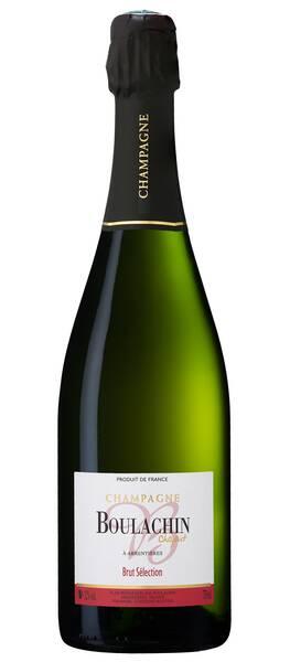 Champagne Boulachin Chaput - brut selection - Blanc