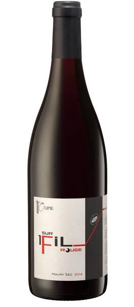 Domaine La Toupie - sur un fil - Rouge - 2015