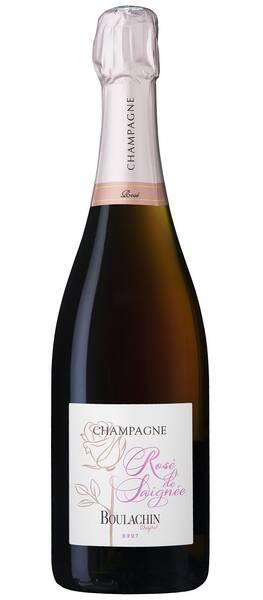Champagne Boulachin Chaput - rosé de saignée - Pétillant