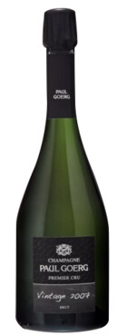 Champagne Goerg - Premier Cru Vintage 2007