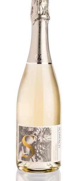 Domaine François Schwach - crémant chardonnay extra-brut - Pétillant