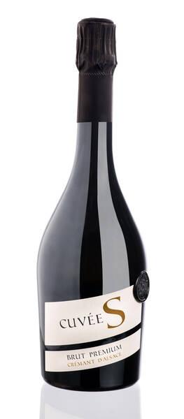 Domaine François Schwach - crémant brut premium cuvée s - Pétillant