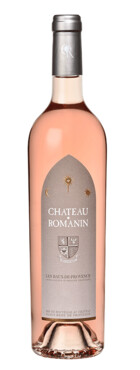 Château Romanin - Château Romanin Grand Vin Rosé