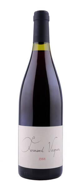 Domaine Vaquer - cuvée fernand - Rouge - 1988