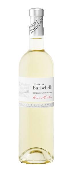 Château Barbebelle - cuvée madeleine - Blanc - 2018