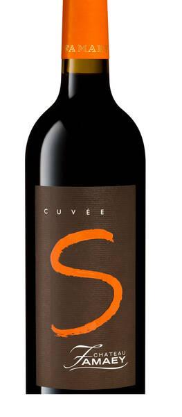 Château Famaey - cuvée s vin sans sulfites ajoutés - Rouge - 2018