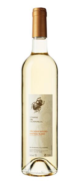 Domaine des Escaravailles - vin doux naturel - Blanc - 2015