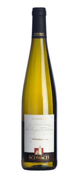 Domaine François Schwach - gewurztraminer vendanges tardives vignes du kaefferkopf - Liquoreux - 2008