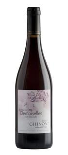 Rouge 2015 Les Demoiselles de Pallus Vieilles vignes 150cl