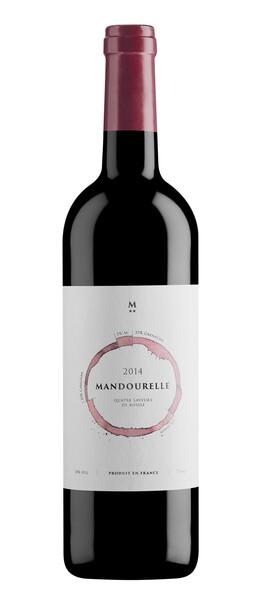 Domaine Mandourelle - 2 étoiles - Rouge - 2014