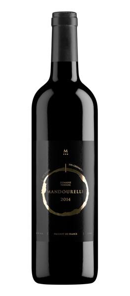 Domaine Mandourelle - 3 étoiles - Rouge - 2014