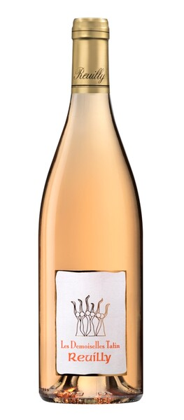 Domaines Tatin - les demoiselles  gris - Rosé - 2018