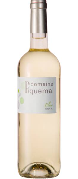 Domaine Piquemal - Elise Muscat Sec - Blanc - 2018